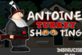 Антуан: Стрельба по индейкам