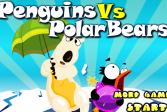 Пингвины против Полярных медведей