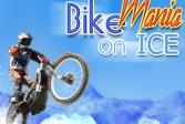 Ice Bike Mania