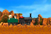Поезд едет, построй мост.