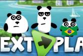 Бразильское путешествие панд