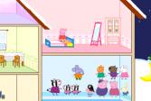 Свинка Пеппа и ее дом