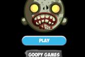 Воздушные шары против зомби
