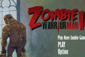 Зомби мужик-воин 2