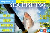 Морская рыбалка в Тропиках