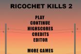 Играть Рикошетное убийство 2 онлайн флеш игра для детей