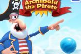 Играть Пиратский стрелок по пузырям онлайн флеш игра для детей