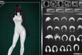 Играть X-девочка онлайн флеш игра для детей