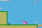 Играть Мир супер Пинки онлайн флеш игра для детей