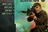Играть Одинокий Снайпер онлайн флеш игра для детей