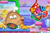 Играть Поу Реальный Повар онлайн флеш игра для детей