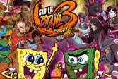 Играть Губка Боб: Super Brawl 3 онлайн флеш игра для детей