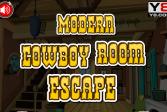 Играть Побег из комнаты ковбоя онлайн флеш игра для детей