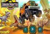 Играть Юрский охотник онлайн флеш игра для детей