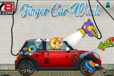 Играть Автомойка онлайн флеш игра для детей