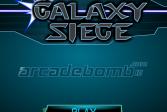 Играть Осада галактики онлайн флеш игра для детей