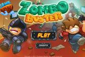 Играть Ликвидатор зомби онлайн флеш игра для детей