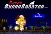 Играть Акулы: стрелялки онлайн флеш игра для детей