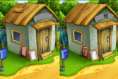Играть Найди отличия на двух картинках онлайн флеш игра для детей