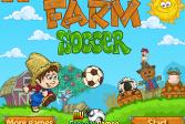 Играть Футбол на ферме онлайн флеш игра для детей