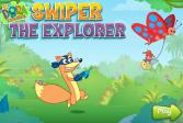 Играть Следопыт онлайн флеш игра для детей