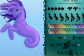 Играть Создай свою Мерпони онлайн флеш игра для детей