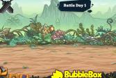 Играть Орды монстров онлайн флеш игра для детей