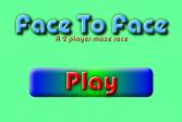 Играть Лицом к лицу онлайн флеш игра для детей