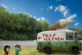 Играть Бесплатное мороженое онлайн флеш игра для детей