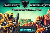 Играть Мега Мехи онлайн флеш игра для детей