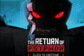 Играть Бен 10: возвращение Псифона онлайн флеш игра для детей