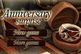 Играть Сюрприз на годовщину онлайн флеш игра для детей