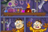 Играть Накорми монстра онлайн флеш игра для детей