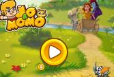 Играть Момо онлайн флеш игра для детей