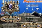 Играть Алмазы Затерянной Атлантиды бесплатно онлайн флеш игра для детей