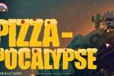 Играть Гамбол: Пиццапокаллипсис онлайн флеш игра для детей