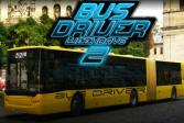 Играть Работа Будни водителя автобуса 2 онлайн флеш игра для детей