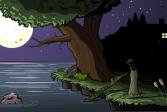 Играть Уникальный Посетитель с другой планеты онлайн флеш игра для детей