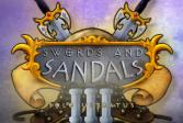 Играть Мастера Меча и Сандали 3 онлайн флеш игра для детей