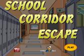 Играть Фильм Побег Из Школьного Коридора онлайн флеш игра для детей