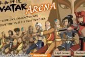 Играть Арена Аватар Повелитель Стихий онлайн флеш игра для детей