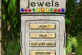 Играть Древние драгоценные камни онлайн флеш игра для детей