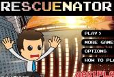 Играть Отважный Спасатенатор онлайн флеш игра для детей