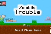 Играть У зомби проблема: Апокалипсис онлайн флеш игра для детей
