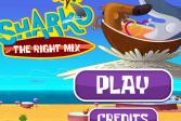 Играть Тигровая Акула - сделай микс  онлайн флеш игра для детей