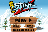 Играть Спорт: Трюки на Сноуборде 2 онлайн флеш игра для детей