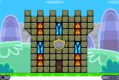 Играть Ходячий Замок онлайн флеш игра для детей