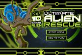 Играть Окончательное спасение пришельцев онлайн флеш игра для детей
