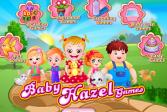 Играть Малышка На Миллион Хейзел: Жизнь Уточки онлайн флеш игра для детей
