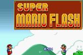 Играть Супер Марио новый онлайн флеш игра для детей